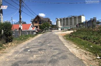 Cho thuê đất nền thoáng, bằng phẳng khu an ninh Trần Đại Nghĩa, phường 8, TP. Đà Lạt