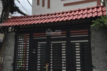 Bán nhà hẻm 6m thông Vườn Lài, P Tân Thành, DT 5x15m, 1 lầu. Giá 6.6 tỷ