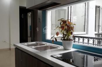 CĐT mở bán chung cư phố Hồng Mai - Hai Bà Trưng, giá 700 tr/căn, full đồ, ô tô vào tận hầm