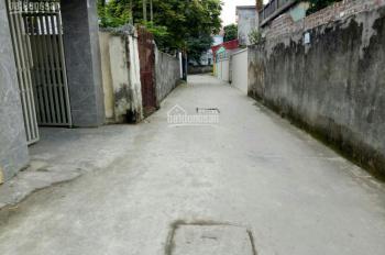 Bán đất phân lô thôn Ngô Yến, xã An Hồng, An Dương, Hải Phòng