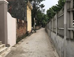 Chuyển nhượng thửa đất 431A thôn Đông, Phù Lỗ, Sóc Sơn, Hà Nội
