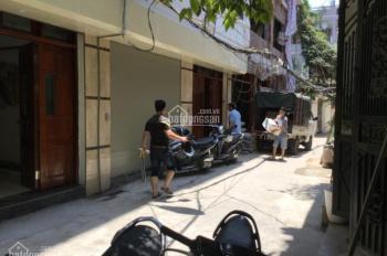 Nhà 9 mặt ngõ ô tô 34 Lương Khánh Thiện,cách phố 20m, tiện làm văn phòng, 2 mặt thoáng, 44m2*5 tầng