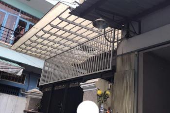 Chủ kẹt tiền bán gấp nhà lầu 1/ Kênh Tân Hoá, Tân Phú