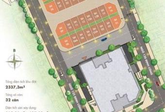 Cần bán nhà SH31 lô A1-A dãy TT1 khu dự án hỗn hợp 120 Định Công, Quận Hoàng Mai, Hà Nội