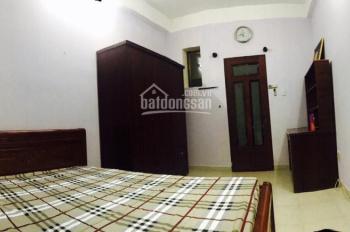 Cho thuê phòng đẹp mới, P. Nguyễn Cư Trinh, Q.1 (DTSD: 17m2) full nội thất mới, giá chỉ 4.9 tr/th