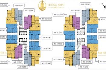 Giá siêu rẻ, bán suất ngoại giao tòa A căn hộ 3PN Thống Nhất Complex 82 Nguyễn Tuân