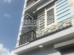 Nhà Quận Bình Tân. 1 trệt, 2 lầu, 132m2