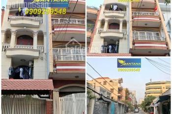 Bán nhà 3 lầu ô tô vào tận nơi đường Bùi Đình Túy, phường 24, quận Bình Thạnh (4 x 20)m giá 8.85 tỷ