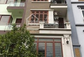Cho thuê nhà ngõ 201 phố Trần Quốc Hoàn, diện tích 50m2, xây 6 tầng, ngõ ô tô tránh nhau
