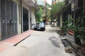 Bán nhà phân lô Giải Phóng, ô tô vào nhà, DT 41m2, giá 4.5 tỷ