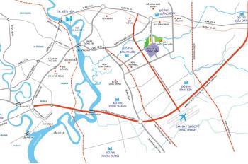 Bán nhà phố liền kề - dự án Viva Park - khu du lịch sinh thái Giang Điền - diện tích 90m2