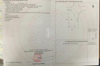 Bán gấp lô góc 2 mặt tiền TT Trảng Bom, Đồng Nai