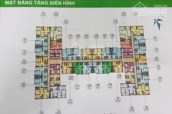 Chính chủ bán Nhà Ở Xã Hội 282 Nguyễn Huy Tưởng căn 10A2 DT 70m2 giá 20.5tr/m2 LH 0963777502