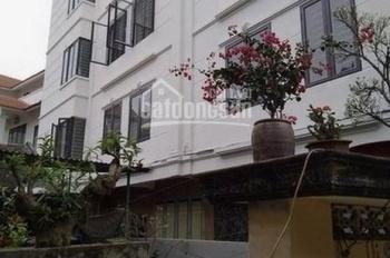 Bán nhà đường Tô Hiệu, Hà Đông, 40m2 x 4T, nhà đẹp, vị trí trung tâm, ngõ to sát MP, LH 0941139669