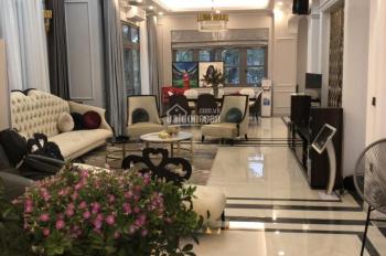 Chính chủ bán BT vip - Đơn lập sông Vinhomes Riverside - 330m2, 4 tầng nội thất cao cấp 0914957333