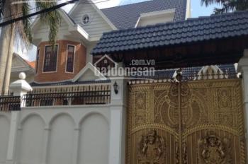 Bán siêu biệt thự khu VIP Lê Văn Sỹ, P.1, Tân Bình, 6x17m, 4 lầu, giá chỉ 17.2 tỷ