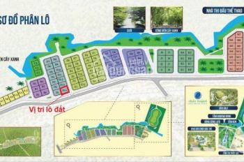 Bán đất biệt thự biển Bình Châu Green Garden Villa 7tr/m2, sổ đỏ riêng, xây dựng tự do. 0912322429