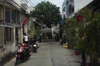 Bán nhà hẻm Lê Cảnh Tuân, P. Phú Thọ Hòa (4.4x18.6m, giá 4.65 tỷ)