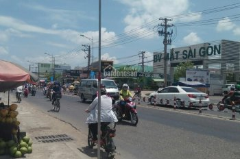 Bán nền mặt tiền đường 3/2 đoạn giữa cầu Cái Răng với cầu Đầu Sấu, An Bình, Ninh Kiều, TP Cần Thơ