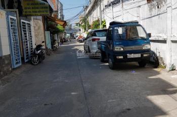 Bán đất trục chính hẻm 50 đường Quang Trung cặp bên khách sạn Cửu Long giá tốt