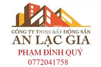 Bán nhà MT đường Hồng Bàng (4.4x14.5m), có HĐ thuê 26tr/tháng, giá 9.5 tỷ TL