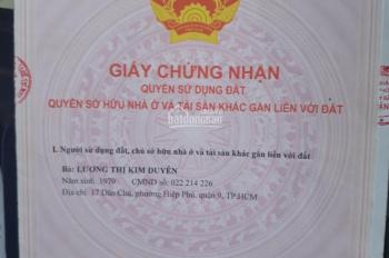 Bán nhà 4 tầng 5x20m, KDC Tân An Huy, đang cho thuê 40 tr/th, LH 0969.123.088