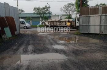 Cho thuê mặt bằng làm kho bãi gần KCN Tân Tạo