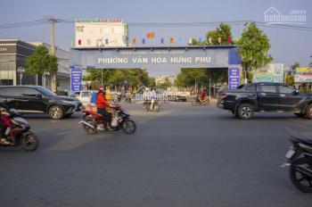Bán các nền khu Hưng Phú 1, Cần Thơ, nhiều vị trí đẹp