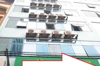 Siêu cao ốc 2 mặt phố Kim Đồng 90m2, 7 tầng thang máy, mặt 4.5m, giá 240 tr/m2, LH: 0902228980
