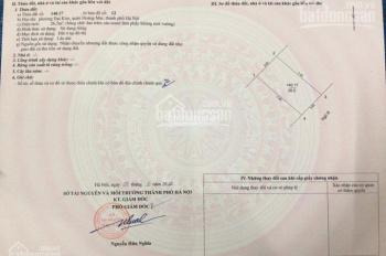 Chính chủ bán nhà ngõ 282 Kim Giang rất bình yên vuông vắn ô tô đỗ 10m, 27m2 x 4T. LH: 0906091072