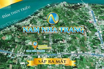 Đất nền Nam Nha Trang, 100% thổ cư, sổ đỏ từng lô