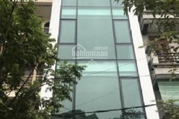 Cho thuê nhà phân lô ngõ 22 phố Trung Kính. DT 75m2 xây 5 tầng, mặt tiền 5m, ngõ rộng 10m