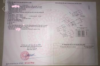 Bán gấp nhà trên đường Lê Quang Định, P1, Gò Vấp. SHR