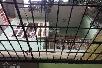 Cho thuê nhà riêng ngõ phố Lạc Trung - Kim Ngưu, DT 100m2, DTXD 65m2 x 3T, giá 12tr/th
