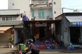 Cho thuê nhà nguyên căn quận 7, MT đường Phú Thuận, gần Huỳnh Tấn Phát - 1 trệt 3 lầu