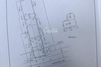 Nhà MT Nguyễn Đình Chiểu, gần Phan Xích Long, DT: 7.8x40m. Giá 55 tỷ TL
