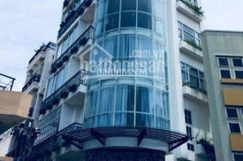 Cho thuê khách sạn phố Tây Bùi Viện, 6 tầng, 14 phòng thang máy (4x19m) DTSD 500m2, HXH