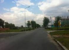 Bán đất nền ven sông đường Số 34 đối diện Vinhomes Tân Cảng, SHR, 22tr/m2, 78m2, LH: 0767859501