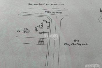 Cho thuê tiếp căn hộ 402 tại chung cư C4, Trần Nhân Tông sát khu K1, Chợ Động, trung tâm Phan Rang