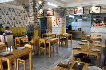 Nhượng lại mặt bằng quán ăn tại chung cư Ấn Quang, Bà Hạt, Quận 10