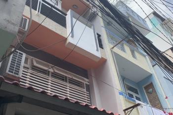 Bán nhà hẻm xe hơi 6m đường Lý Thái Tổ