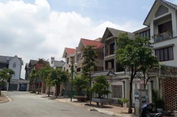 Bán biệt thự Tây Nam Linh Đàm dãy TT5, DT 210m2 x 3.5 tầng, MT 12m, giá 16.5tỷ, SĐCC