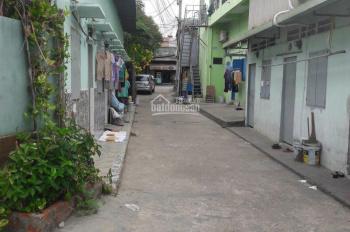 Bán nhà 1 trệt, 1 lầu hẻm đường số 8, Linh Xuân, Thủ Đức, 110m2 (ngang 5m). LH 0909428777 gặp Luân