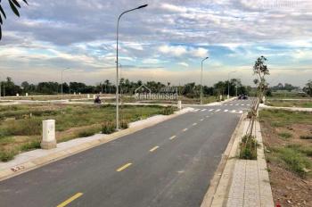 Bán đất ngay Green Town Phú Hữu Q9, SHR có GPXD, ngay KDC hiện hữu, 100m2 giá 19tr/m2. 0918590820