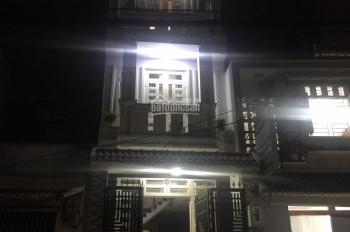 Bán nhà MT đường Số 3, 1 trệt, 3 lầu, thiết kế kiểu Pháp, tặng full nội thất cao cấp, giá 6.5 tỷ