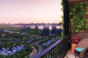 Cần bán lại căn 2PN ban công hướng Đông, tầng cao chung cư 6TH Element Tây Hồ Tây chỉ 36tr/m2