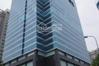 Cho thuê VP tòa Hapulico Nguyễn Huy Tưởng lô góc 140 - 210m2, 2 mặt thoáng view đẹp, LH: 0945589886