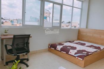 Căn hộ 1 phòng ngủ đầy đủ tiện nghi nội thất ngay Bành Văn Trân, CMT8 40m2 7tr5/th
