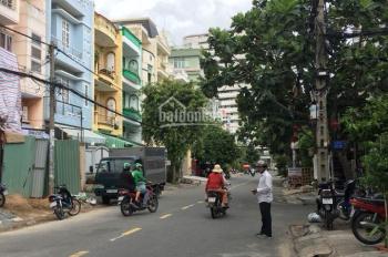 Cần bán gấp căn nhà góc 2 mặt tiền hẻm đường Cư Xá Phú Lâm A, 6.35x12m, 2 tấm giá 5,5 tỷ