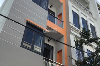 Bán nhà 1 trệt 2 lầu, nút giao thông đường 11, Quốc lộ 1K, cạnh TGDĐ, sổ hồng hoàn công